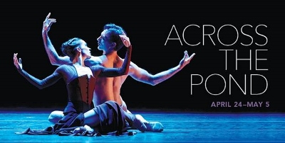 Post image for Dance Review: ACROSS THE POND (Joffrey Ballet at the Auditorium Theatre)