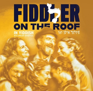 Post image for Off-Broadway Review: FIDDLER ON THE ROOF IN YIDDISH (Stage 42)