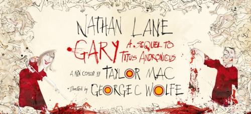 Post image for Broadway Review: GARY: A SEQUEL TO TITUS ANDRONICUS (Booth Theatre)