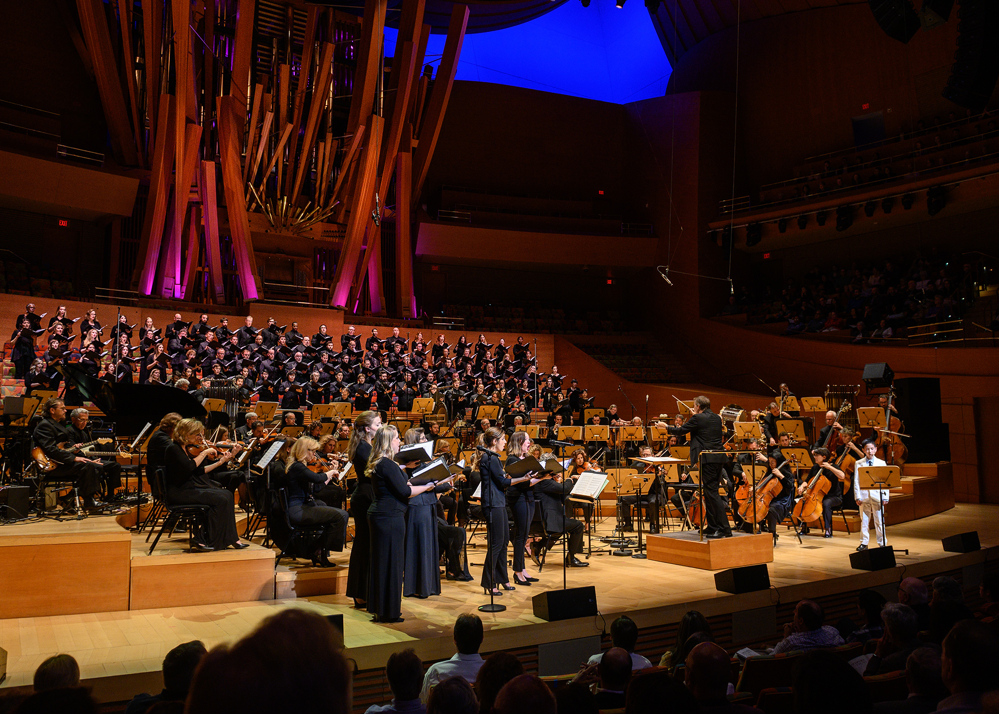 Music Review: GREAT OPERA & FILM CHORUSES (Los Angeles Master