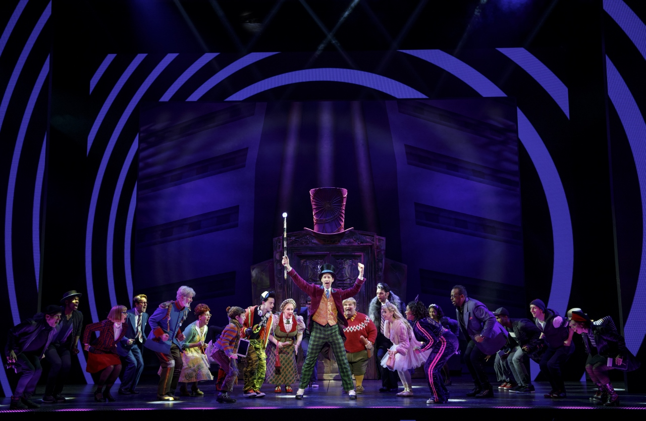 Theater Review: CHARLIE AND THE CHOCOLATE FACTORY (National