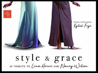 Post image for Theater Review: STYLE AND GRACE: IN TRIBUTE TO LENA HORNE AND NANCY WILSON (Black Ensemble Theater in Chicago)