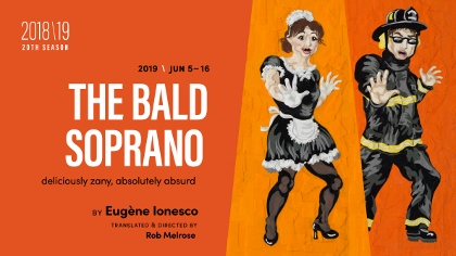 Post image for Theater Review: THE BALD SOPRANO (Cutting Ball Theater in San Francisco)