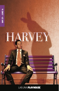 Post image for Theater Review: HARVEY (Laguna Playhouse)