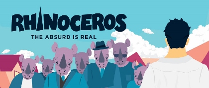 Post image for Theater Review: RHINOCEROS (A.C.T. in San Francisco)