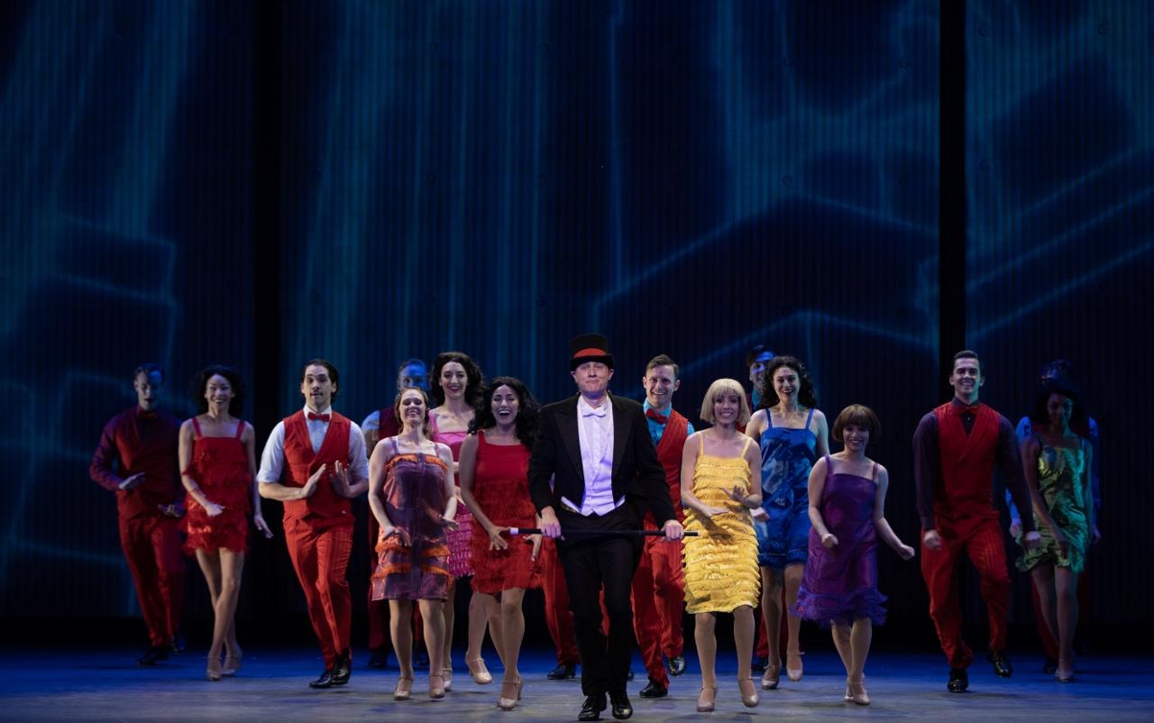 Theater Review: SINGIN IN THE RAIN (The Soraya in