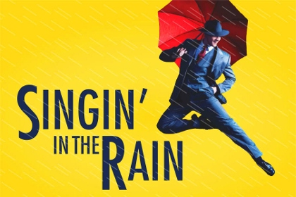 Post image for Theater Review: SINGIN' IN THE RAIN (The Soraya in Northridge and The La Mirada Theatre)