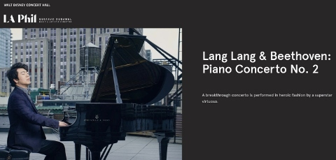 Post image for Music Review: DUDAMEL & LANG LANG (LA Phil)