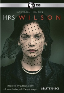 Post image for DVD Review: MRS. WILSON (PBS)