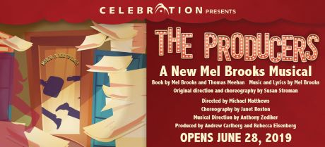 Post image for Theater Feature: THE PRODUCERS (Celebration Theatre in Los Angeles)