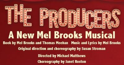 Post image for Theater Review: THE PRODUCERS (Celebration Theatre in Los Angeles)