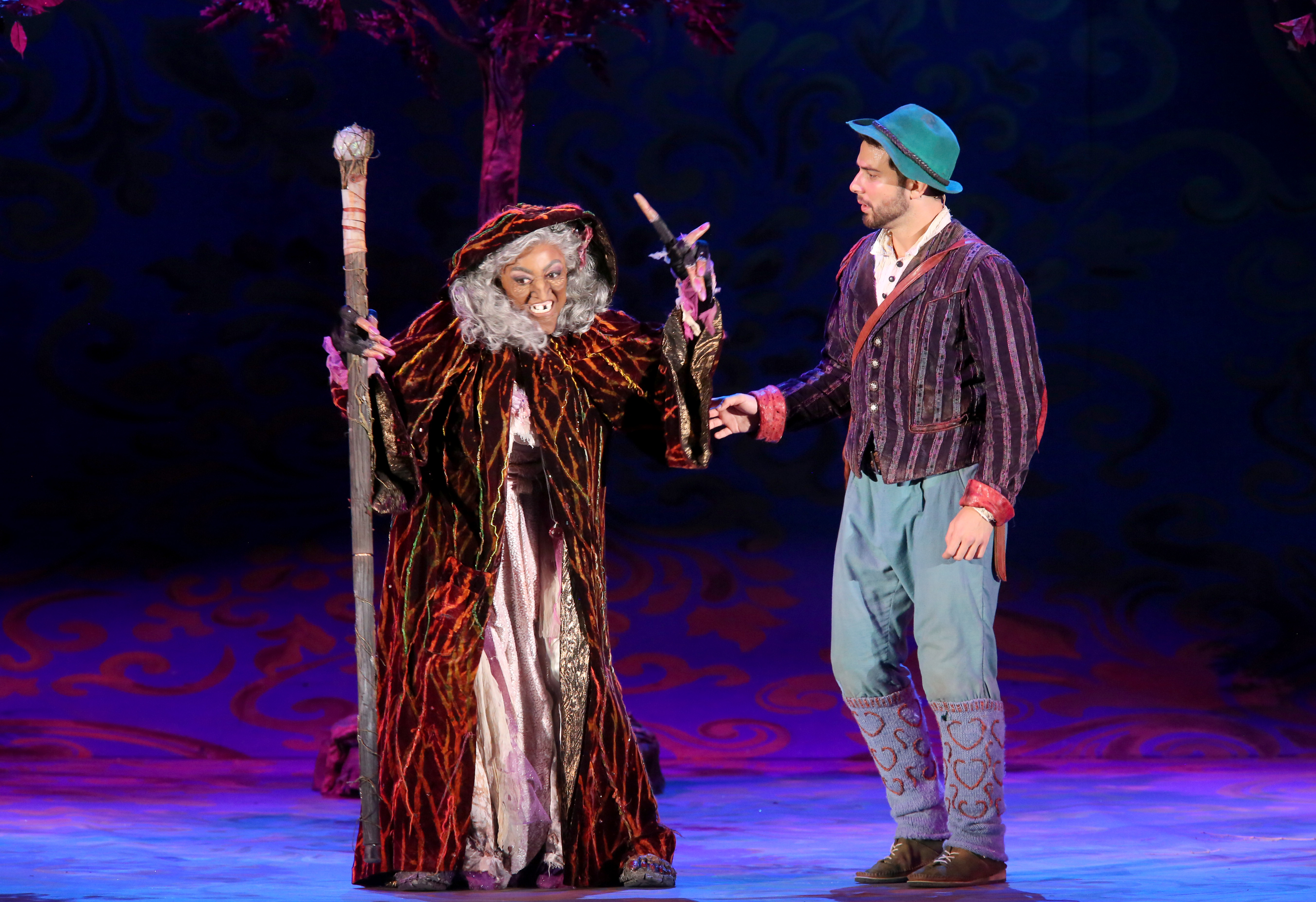 Theater Review: INTO THE WOODS (Hollywood Bowl)