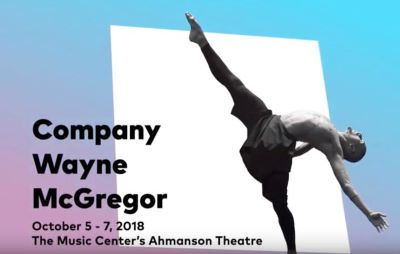 Post image for Dance Preview: THE ROYAL BALLET & COMPANY WAYNE MCGREGOR (World Premieres in Los Angeles)
