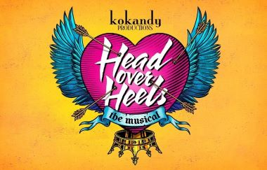 Post image for Theater Review: HEAD OVER HEELS (Kokandy Productions in Chicago)