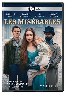 Post image for DVD Review: LES MISÉRABLES (PBS, 2018)