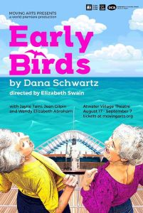 Post image for Theater Review: EARLY BIRDS (Moving Arts)
