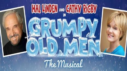 Post image for Theater Preview: GRUMPY OLD MEN — THE MUSICAL (La Mirada Theatre for the Performing Arts)