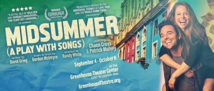Post image for Theater Review: MIDSUMMER [A PLAY WITH SONGS] (Greenhouse Theatre Center)