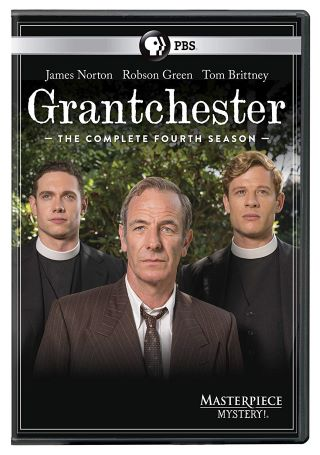 Post image for DVD Review: GRANTCHESTER, Season 4 (PBS)