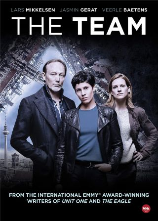 Post image for DVD Review: THE TEAM (Season One, MHz Releasing)