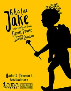 Post image for Theater Review: A KID LIKE JAKE (IAMA Theatre Company at the Pasadena Playhouse)