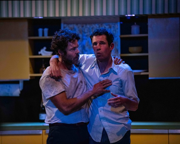 Theater Review: TRUE WEST (VS. Theatre in L.A.)