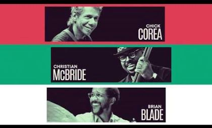 Post image for Jazz Review: CHICK COREA TRILOGY W/ CHRISTIAN MCBRIDE & BRIAN BLADE (CAP UCLA at Royce Hall)