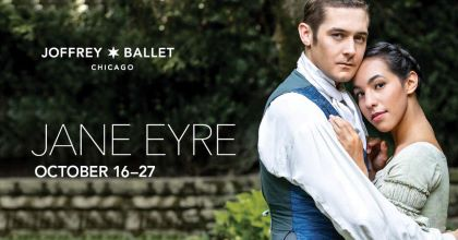 Post image for Dance Review: JANE EYRE (The Joffrey Ballet)