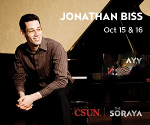 Post image for Music Review: JONATHAN BISS (Recital at Soraya)