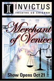 Post image for Theater Review: THE MERCHANT OF VENICE (Invictus Theatre Co. in Chicago)