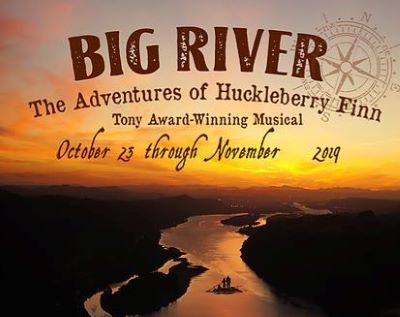 Post image for Theater Review: BIG RIVER: THE ADVENTURES OF HUCKLEBERRY FINN (Rubicon Theatre in Ventura)