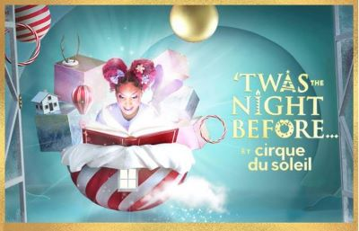 Post image for Theater Review: 'TWAS THE NIGHT BEFORE (Cirque du Soleil in Chicago and New York)