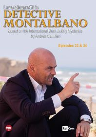 Post image for DVD Review: DETECTIVE MONTALBANO (IL COMMISSARIO MONTALBANO), Episodes 33 & 34 (MHz Releasing)