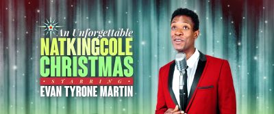 Post image for Theater Review: AN UNFORGETTABLE NAT KING COLE CHRISTMAS (Mercury Theater Chicago)