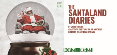 Post image for Theater Review: THE SANTALAND DIARIES (Diversionary Theatre in San Diego)