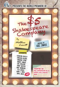 Post image for Theater Review: THE $5 SHAKESPEARE COMPANY (The 6th Act at Theatre 68 in North Hollywood)