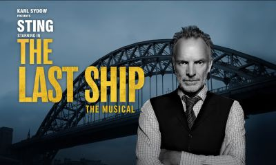 Post image for Theater Review: THE LAST SHIP (National Tour)