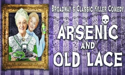 Post image for Theater Review: ARSENIC AND OLD LACE (La Mirada)