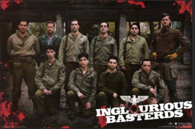 Post image for Film Commentary: INGLORIOUS BASTERDS (directed by Quentin Tarantino)