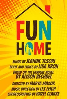 Post image for Theater Review: FUN HOME (Chance Theater)