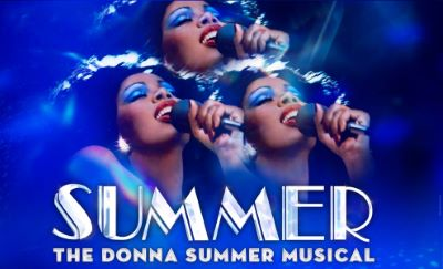 Post image for Theater Review: SUMMER: THE DONNA SUMMER MUSICAL (National Tour)