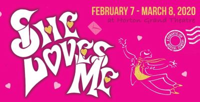 Post image for Theater Review: SHE LOVES ME (San Diego Musical Theatre at Horton Grand Theatre)