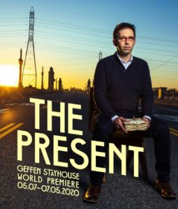 Post image for Virtual Theater Review: THE PRESENT (Geffen Stayhouse a.k.a. Geffen Playhouse)
