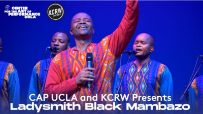 Post image for Music Review: LADYSMITH BLACK MAMBAZO (Royce Hall UCLA)