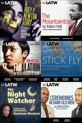 Post image for Theater Preview: FREE STREAMS OF SIX PLAYS BY BLACK WRITERS (Los Angeles Theatre Works)