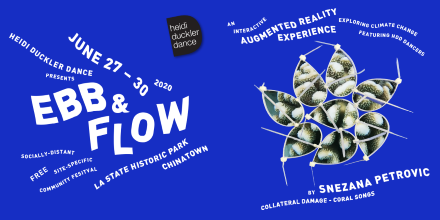 Post image for Dance Preview: EBB & FLOW: CHINATOWN FESTIVAL (Heidi Duckler Dance at the Los Angeles State Historic Park)