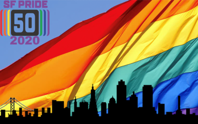 Post image for Event Preview: SF PRIDE'S FIFTIETH WILL BE CELEBRATED ONLINE (San Francisco Pride)