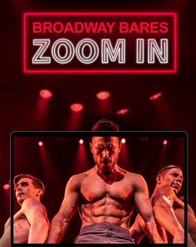 Post image for Dance Preview: BROADWAY BARES: ZOOM IN (Virtual event for Broadway Cares/Equity Fights AIDS on August 1, 2020)