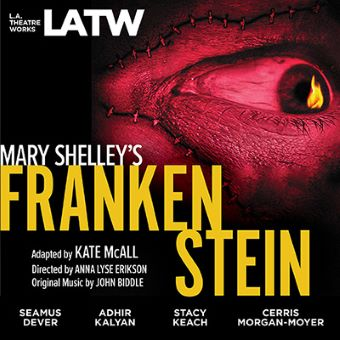 Post image for Theater Preview: MARY SHELLEY'S FRANKENSTEIN (L.A. Theatre Works, starring Stacy Keach)