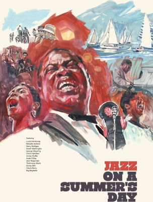 Post image for Film Review: JAZZ ON A SUMMER'S DAY (directed by Bert Stern, 1959 | New IndieCollect 4K Restoration)